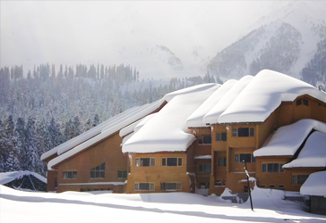 Indian Institute of Skiing and Mountaineering IISM Gulmarg
